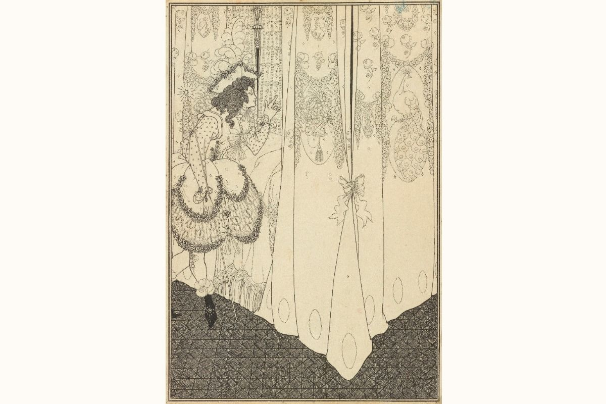 The seductive world of Aubrey Beardsley at Tate Britain